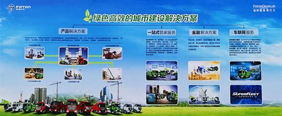 雷萨重机绿色高效的城市建设解决方案
