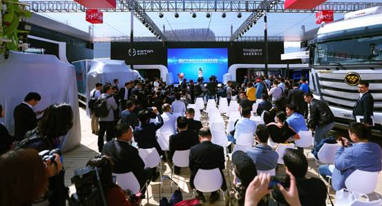 雷萨25X5起重机北京车展震撼首发!——2018北京车展雷萨重机新品发布会4